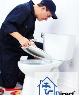 Dépannage sur Sanibroyeur, Mécanisme wc
